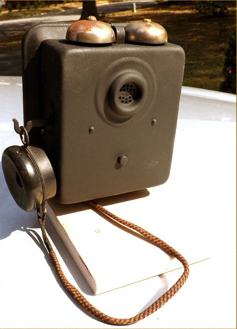 Antique And Vintage Telephones
