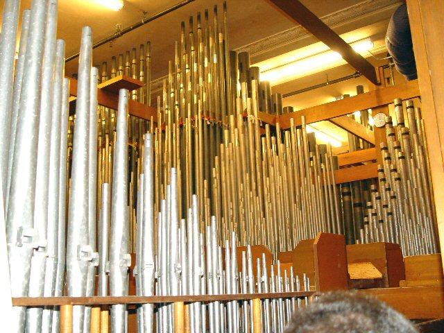 Save The Organ, The Organ Place, America's organ technical